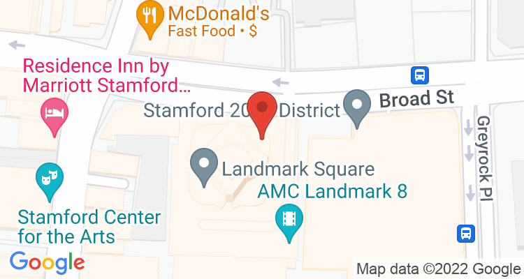 Stamford, CT Social Security Office Map