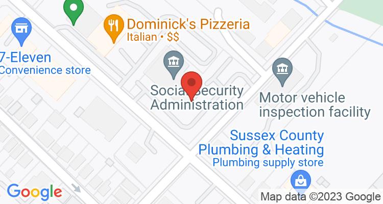 Newton, NJ Social Security Office Map