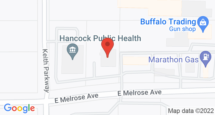 Findlay, OH Social Security Office Map