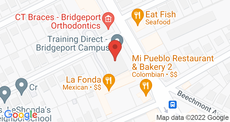 Bridgeport, CT Social Security Office Map