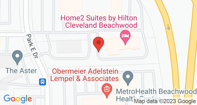 Beachwood, OH Social Security Office Map