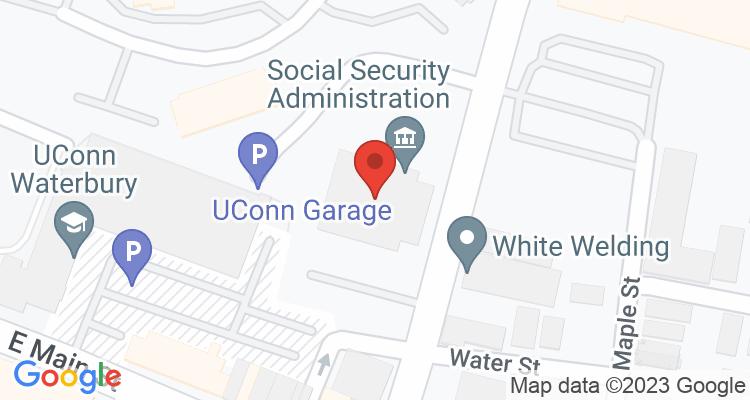 Waterbury, CT Social Security Office Map