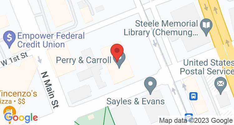 Elmira, NY Social Security Office Map