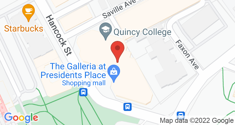 Quincy, MA Social Security Office Map