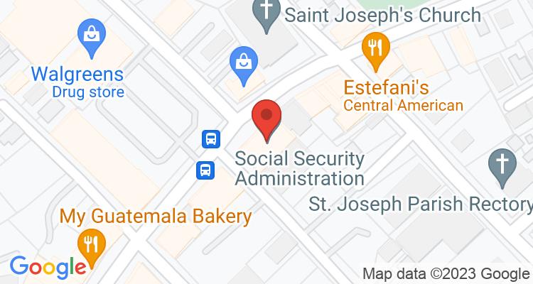 Lynn, MA Social Security Office Map