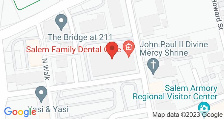 Salem, MA Social Security Office Map