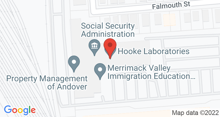 Lawrence, MA Social Security Office Map
