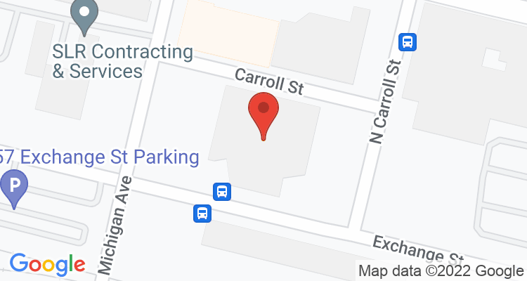 Buffalo, NY Social Security Office Map