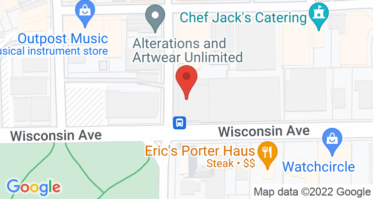 Waukesha, WI Social Security Office Map