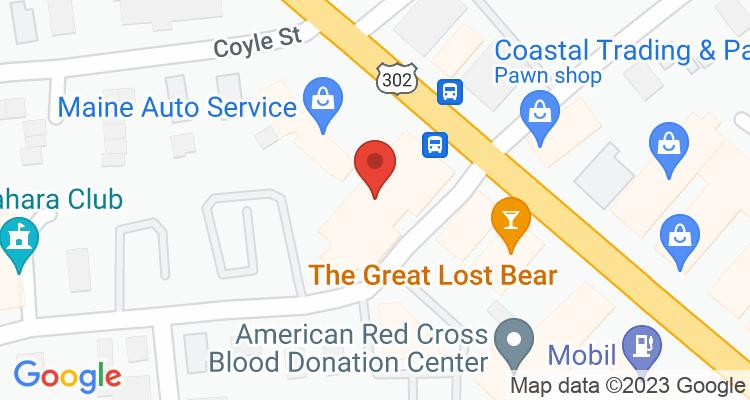 Portland, ME Social Security Office Map