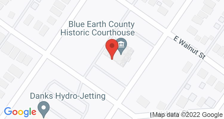 Mankato, MN Social Security Office Map