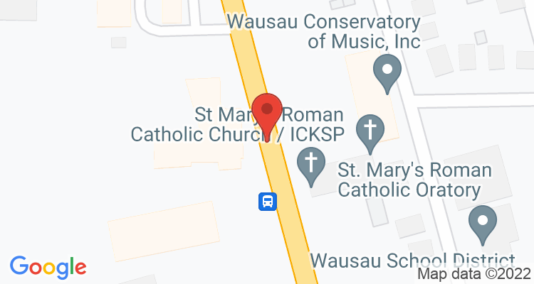 Wausau, WI Social Security Office Map