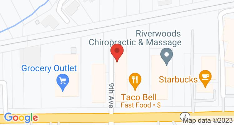 Longview, WA Social Security Office Map
