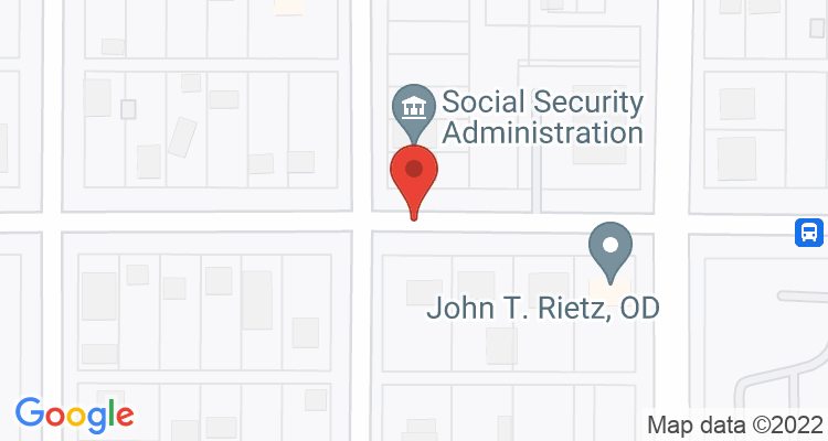 Lewiston, ID Social Security Office Map