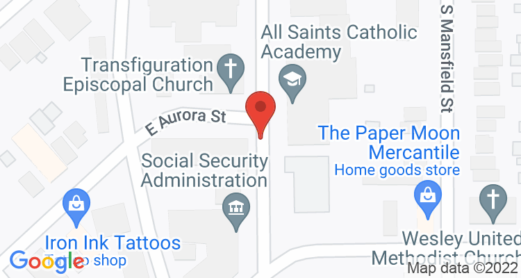 Ironwood, MI Social Security Office Map