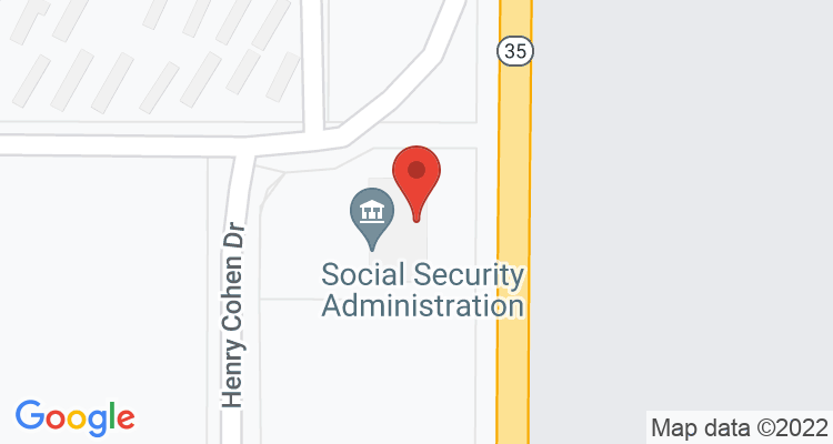 Superior, WI Social Security Office Map