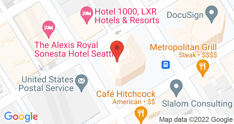 Seattle, WA Social Security Office Map