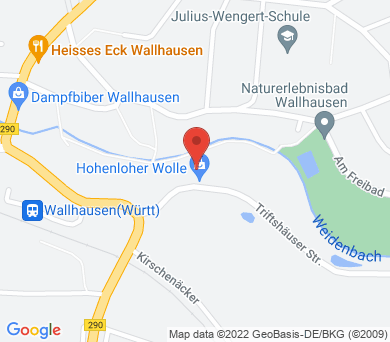 Triftshäuser Str. 5, , Wallhausen 74599, Deutschland