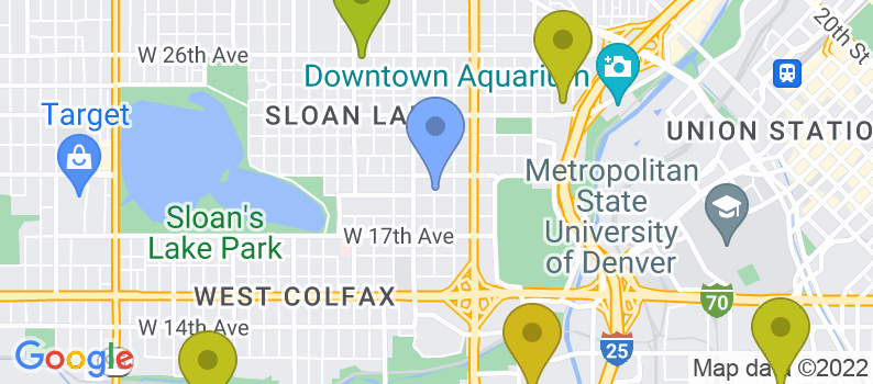Staticmap?size=397x175&scale=2&center=3145+w+19th+avenue+denver,+co+80204&zoom=13&markers=color:blue%7c3145+w+19th+avenue+denver,+co+80204&markers=color:0x559f23%7c39.710209, 104.971649%7c39.721645, 105.104912%7c39.749825, 104.982193%7c39.713699, 104.979866&markers=color:0x6ba721%7c39.721989, 104.957329%7c39.734417, 104.943588&markers=color:0x86b31f%7c39.703568, 104.981102%7c39.737659, 104.977081%7c39.772423, 105.031441%7c39.75919, 105.018394%7c39.728344, 105.106483%7c39.755878, 104.985847%7c39.728405, 104.995682&markers=color:0xa3be1e%7c39.754498, 105.033958%7c39.741585, 104.955986%7c39.764877, 105.039986%7c39.685459, 104.980049%7c39.709698, 105.012184%7c39.768948, 104.949013%7c39.718987, 105.092552%7c39.733295, 105.083237%7c39.79351, 105.035011%7c39.74575, 104.985756%7c39.678188, 105.018745&markers=color:0xbdc01d%7c39.767395, 105.008392%7c39.732555, 105.045967%7c39.699802, 105.028526%7c39.729961, 104.973709%7c39.752777, 104.972946%7c39.683144, 105.0513%7c39.767784, 105.015289%7c39.798107, 105.086044%7c39.733295, 105.083237%7c39.751965, 105.09314%7c39.763771, 105.104515%7c39.684277, 105.025833%7c39.725266, 104.993744%7c39.768555, 105.043732%7c39.73452, 105.001228%7c39.708931, 105.011436%7c39.751812, 105.018211&markers=color:0xd2b81a%7c39.786179, 105.017845%7c39.757729, 104.956497%7c39.734207, 105.02063%7c39.776894, 104.986168%7c39.707844, 105.045006%7c39.721817, 105.046471%7c39.683388, 105.01255%7c39.767513, 104.967728%7c39.737537, 105