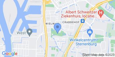 Google maps Wielwijkpark