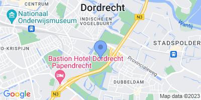 Google maps Raamkilplantsoen