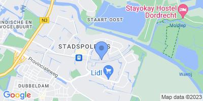Google maps 't Koeienveld