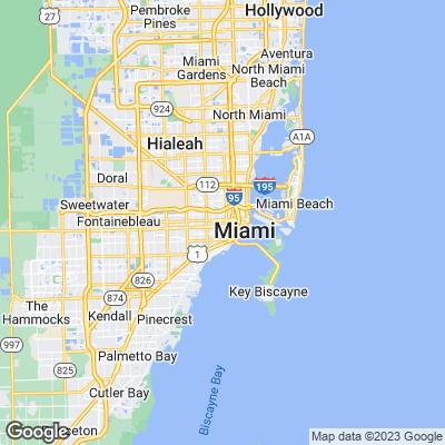 Städtereisen Miami