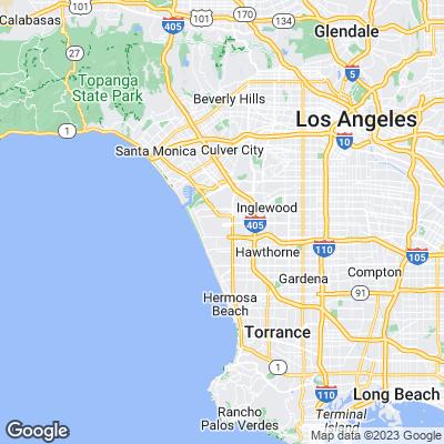 Städtereisen Los Angeles
