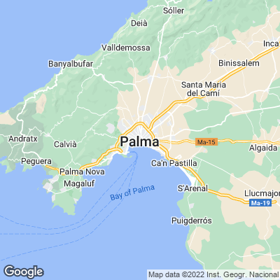 Städtereise Mallorca