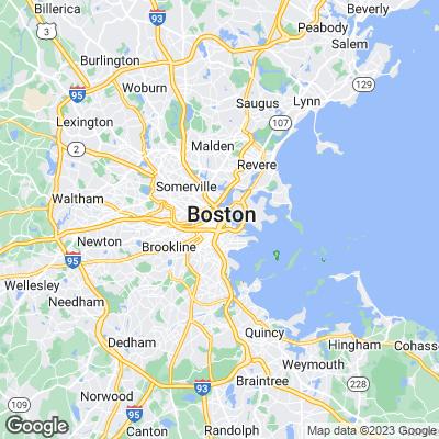 Städtereisen Boston