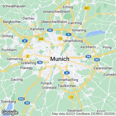 Städtereisen München
