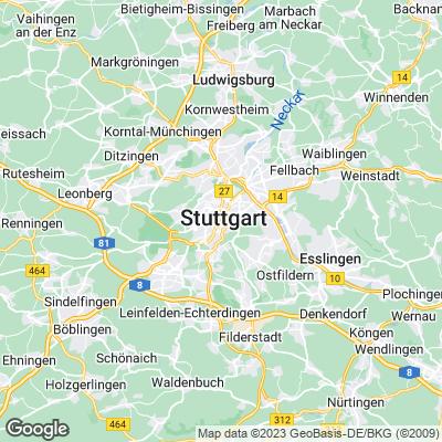 Städtereisen Stuttgart