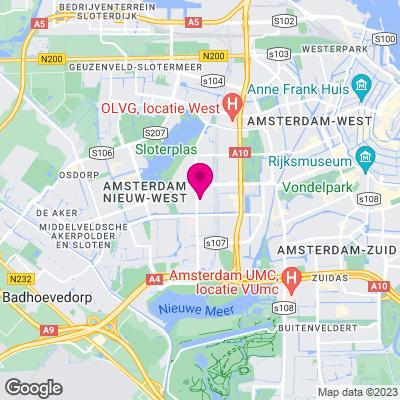 Amsterdam Karte Städtereisen