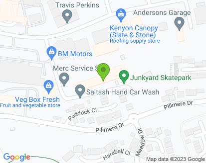 Map for Alfords Auto Repair Ltd