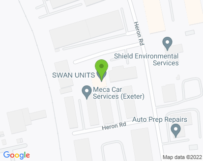 Map for MECA Car Services
