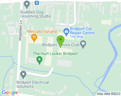 Map for Bridport Car Repair Centre