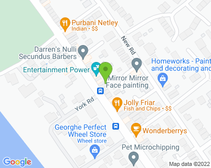 Map for Netley Garage Limited