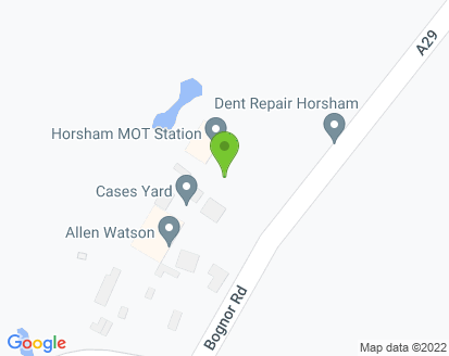 Map for RAF Trading Ltd