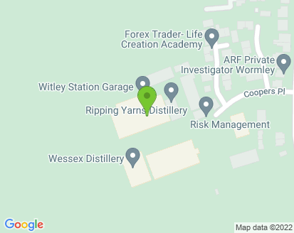 Map for Witley Station Garage Ltd