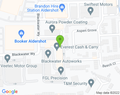 Map for Swiftest Ltd