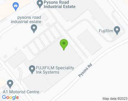 Map for A1 Motorist Centre Ltd