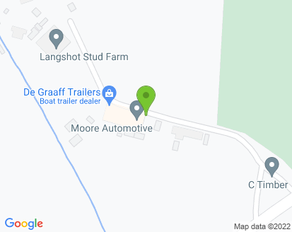 Map for Moore Automotive Independent Land Rover Specialists