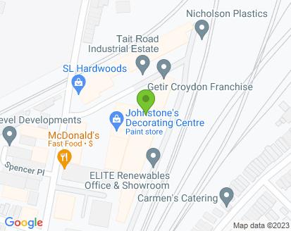 Map for Green Car Repairs Ltd
