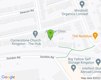Map for J C F Car Clinic