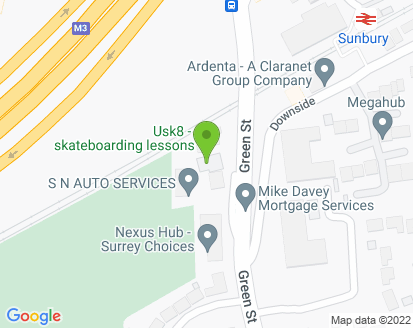 Map for S N Auto Services