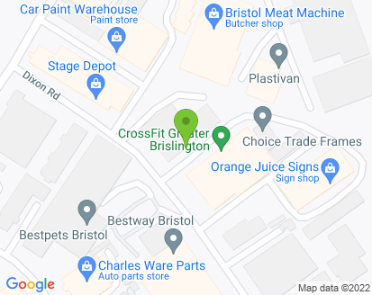 Map for DCS Bristol Ltd