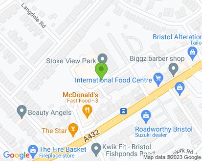 Map for Surecar Ltd