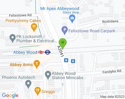 Map for Automech SE Ltd