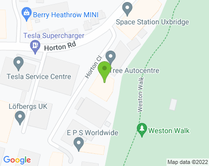 Map for Fir Tree Motors Ltd