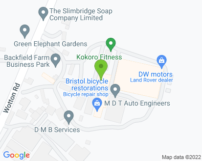 Map for M D T Auto Engineers